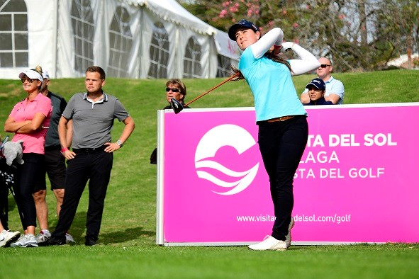 FOURTEEN SPANISH, BID PROPOSED BY THE TITLE IN THE ANDALUCIA COSTA DEL SOL OPEN DE ESPAÑA FEMENINO