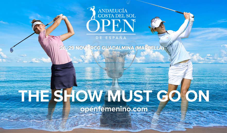THE REAL CLUB DE GOLF GUADALMINA, CONFIRMED AS THE VENUE OF THE ANDALUCÍA COSTA DEL SOL OPEN DE ESPAÑA 2020