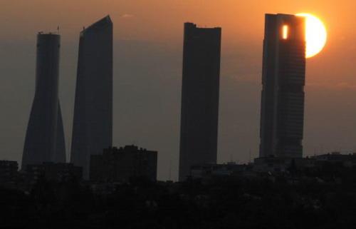 Amanece en Madrid-g